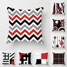 Geometric Circle Polyester Pillow Case Waist Throw Cushion Cover Home Decor 18''