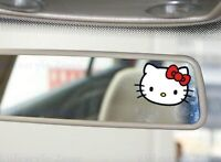 4 X Hello Kitty Stickers Paperclip Cover Car Decoration Windshield Stickers