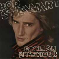 *NEW* CD Album Rod Stewart - Foolish Behaviour (Mini LP Style card Case)