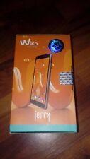Neues Wiko Jerry 5 Zoll Smartphone, schwarz, 5MP, Fachhändler, Rechnung