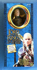 LEGOLAS THE LORD OF THE RINGS 12 INCH FIGURE LOTR TOYBIZ HOBBIT
