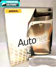 Mirka Autonet 150mm 6 inch sanding mesh discs p80 to p800