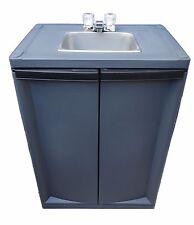 Unbrandedgeneric commercial kitchen sinks 1 compartment ebay self contained sink mobile sink portable handwash sink with warm waterdark g workwithnaturefo