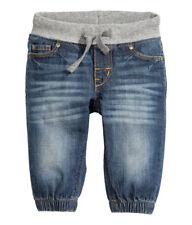 *** H&M Loose Pull-on Jeans Hose * Jungen * Gr. 80 * NEU ***