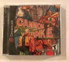 Cannon Spike (Sega Dreamcast, 2000) COMPLETE VG/E Condition.