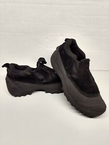 Northside Men's Shoes Suede Closed Toe Ankle Black Leather Size 8