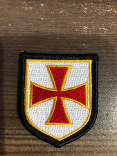 BRAND NEW KNIGHT TEMPLAR PATCH, MASONIC PATCH, KT PATCHES
