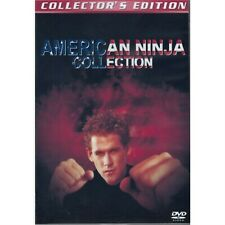 American Ninja Collection 5 Action Movies 5 Discs (All Region Dvd)
