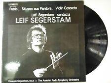 33 RPM Vinyl Leif Segerstam Austrian Radio Sym Orch BIS Records Stereo  020515SM