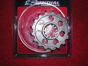 Renthal 16 T Front Sprocket 475U-525-16 to fit BMW HP4 2013-2014 -1 tooth size