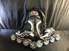 Vanilla Speed Inline Skates/ Roller Blades Size 8
