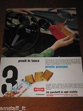 AE18=1968=PAVESI PAVESINI=PUBBLICITA'=ADVERTISING=WERBUNG=
