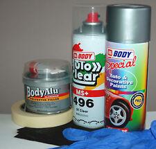 CAR ALLOY WHEEL repair kit filler kerbing rims scratch