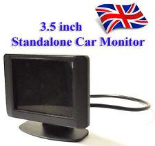 Lcd 3.5 Tft Monitor de pantalla para coche DVD Cámara de marcha atrás