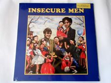 "INSECURE MEN - VERY LTD  CLEAR VINYL ALBUM & BONUS 7"" VINYL FP1647 - SEALED"