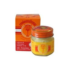 Thailand Golden Cup Balm Herbal Relief Muscular Pain Headache Insects Bite 22 g