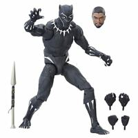 "Marvel Black Panther Legends Series 12"" Titan Hero Black Panther Figure"