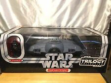 STAR WARS THE ORIGINAL TRILOGY COLLECTION DARTH VADER'S TIE FIGHTER WITH DARTH V