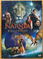 LE CRONACHE DI NARNIA IL VIAGGIO DEL VELIERO DVD USATO SLIPCASE