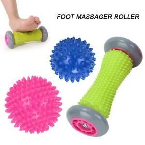 2er Set Igelball Massageball Massagrolle Noppenball Massage Stachelkugel Ball