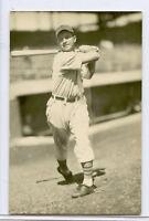 Old Baseball Photo Postcard Andy Pafko