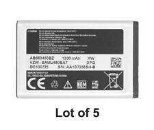 5 Samsung Ab663450Bz Oem Battery Lot for Convoy 3 Sch-U680 New