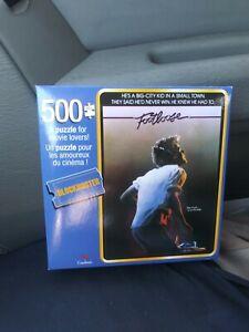 Movie Footlose 500 piece. Puzzel. Collector's item