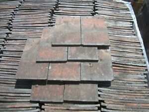 Roof Tiles Acme Dirty Red
