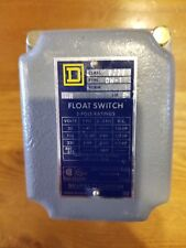 NEW Square D 9036-DW1 Float Switch, 2-Pole 600V, 572A