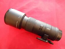 Lens Objektiv Sigma AF Tele 7,2/500mm; APO 500mm F7,2 for Canon AF