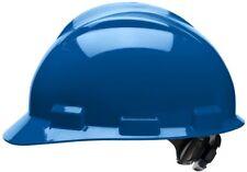 Bullard Cap Style Hard Hat with 4 Point Ratchet Suspension, Kentucky Blue