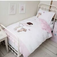Lovely Belle and Boo girls Single Duvet Cover with pillow case Sold Out