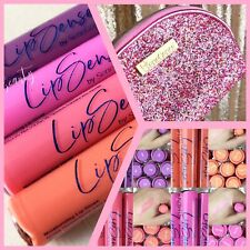 LipSense Scented Conversation Hearts Gloss Collection NEW Limited Ed & Bonus Bag