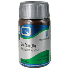 Quest Saw Palmetto 36mg Extract - 90 Vegan Tablets