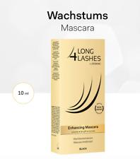 2 x Long4lashes Long 4 lashes Mascara Wimperntusche Wachstumsmascara 10ml - New
