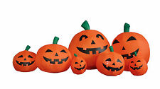 Halloween Air Blown Inflatable Yard Party Blowup Decoration Pumpkin Family Decor