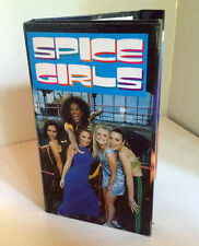 Original 1998 Spice Girls Personal Organizer Brand New Collectible FREE shipping