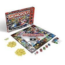Hasbro Gaming Monopoly Gamer Nintendo Mario Kart Board Game