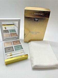 NIB Tom Ford Soleil Eye Color Quad 0.21oz/6g. 02 Soleil Et Lune Gorgeous!!