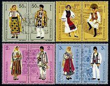 1985 Peacock,hat,Regional Costumes,Architecture,Carpets,Folk Art,Romania,4185,NH