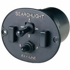 Jabsco Searchlight Main Station Control Panel - 12V DC 43670-0003