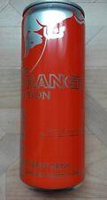 Nouveau Nouveau 1 Energy Drink Boîte red bull orange HOLLAND FULL PLEINE 250 ml Can NOUVEAU NOUVEAU