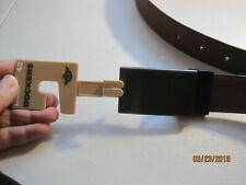 NEW w tags Men's Dockers Reversible Tan/Brown Belt Size 42
