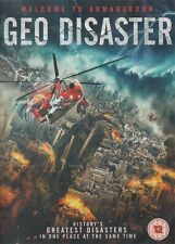 Geo Disaster AKA Geodisaster - NEW Region 2 DVD