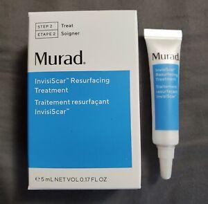 Murad Invisiscar Resurfacing Treatment NIB Travel 5ml/.17oz
