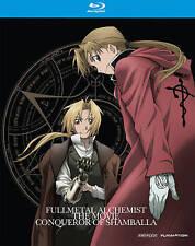 Fullmetal Alchemist: The Movie - Conqueror of Shamballa (Blu-ray)  - LIKE NEW
