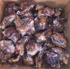 Jones Natural Chews USA Smoked Beef Knee Caps Dog Chews ( 12 Pack )