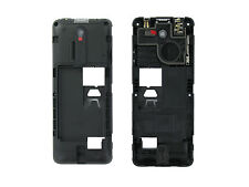 Genuine Nokia 108 Black Chassis / Middle Cover - 02504J0