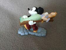Figurine Mickey Boat Builders - Démons et Merveilles
