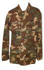 Vietnam War US Army Lt. Colonel Camo Coat RARE!!!
